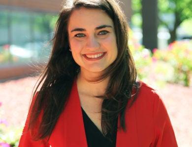 Julia Brucks, McDonough Candidate '20