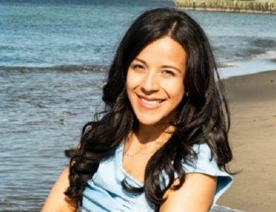Daniela Fernandez, Georgetown '17, CEO, Sustainable Ocean Alliance