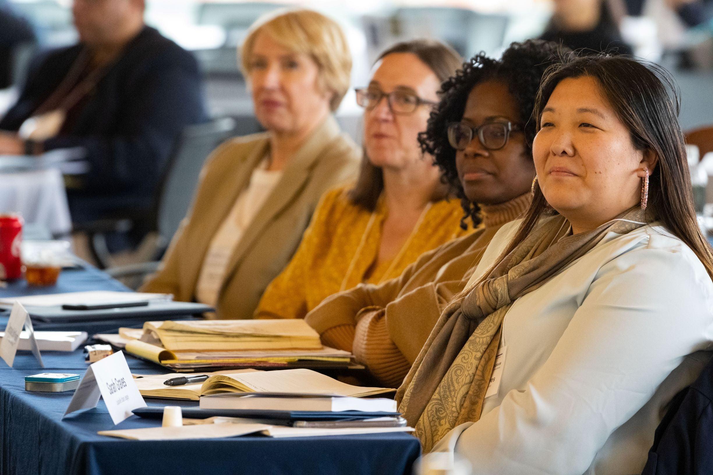 New Strategies participants