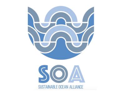 Sustainable Oceans Alliance (SOA) logo