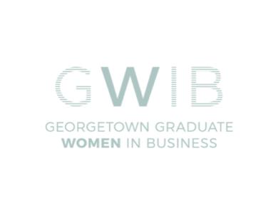 Georgetown Graduate Women in Business Logo