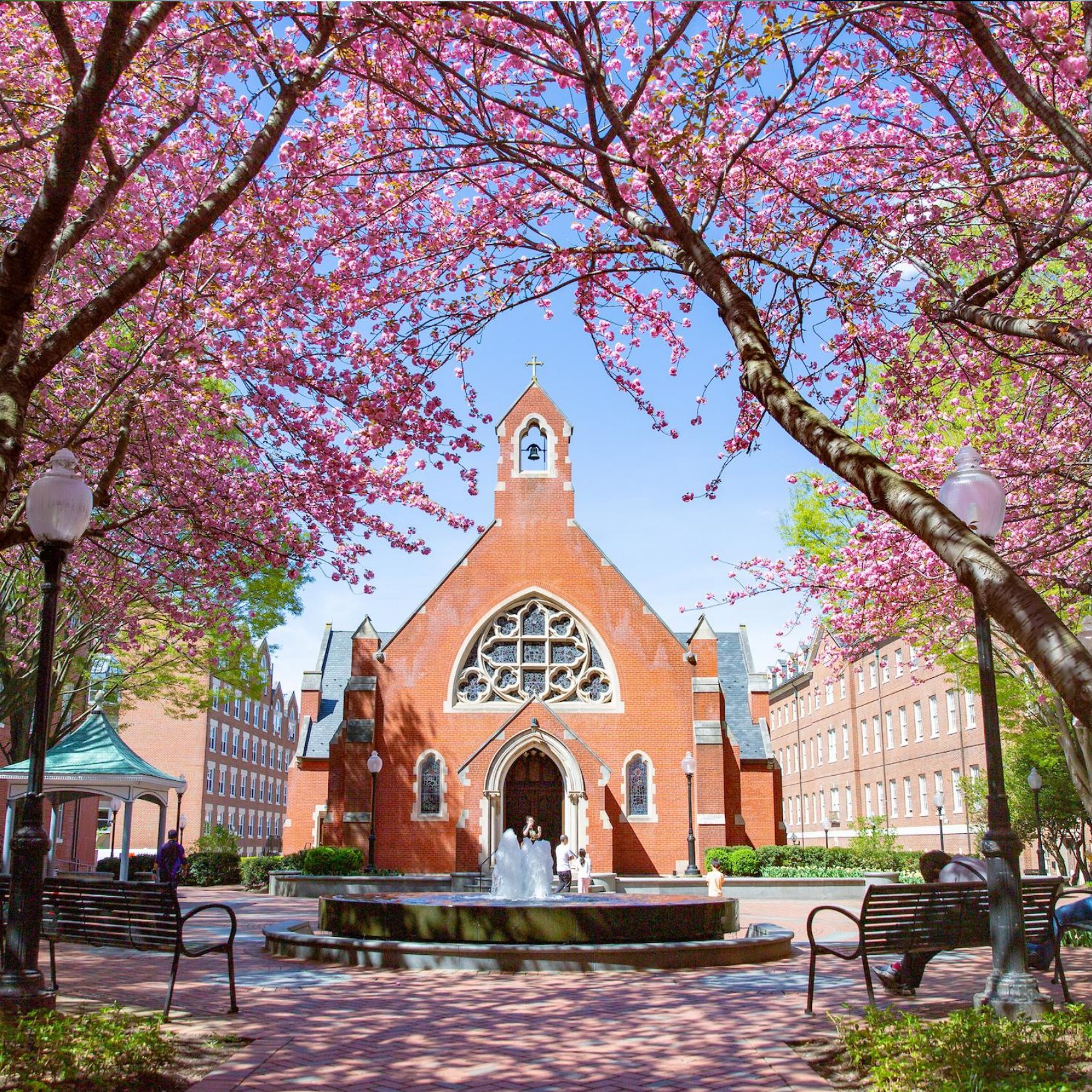 Image of Georgetown campus