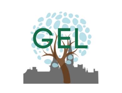 Georgetown Environmental Leaders Network (GEL) logo