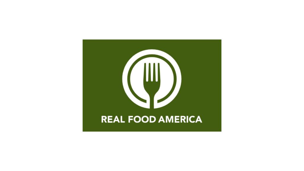 Real Food America logo