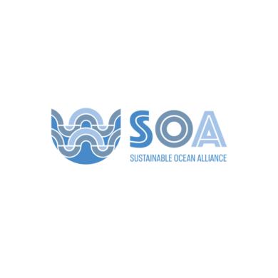 Image of Sustainable Ocean Alliance logo