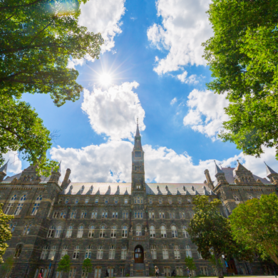 Image of Georgetown University