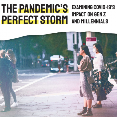 Stock image of the pandemic perfect store report