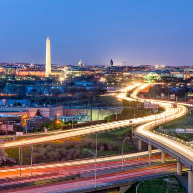 Stock Image of Washington, D.C.