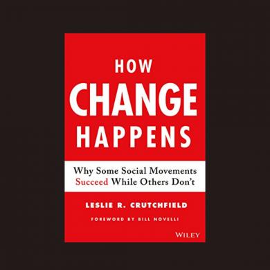 Image of How Change Happens Book Jacket